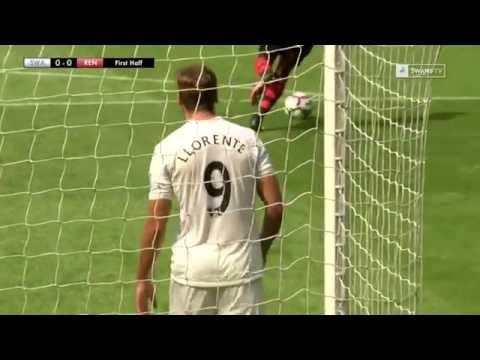 Fernando Llorente FAIL Swansea debut