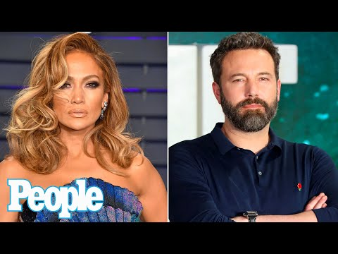 Jennifer Lopez 'Had a Great Time' with Ben Affleck in Montana: 'She Is Happy with Him' | PEOPLE