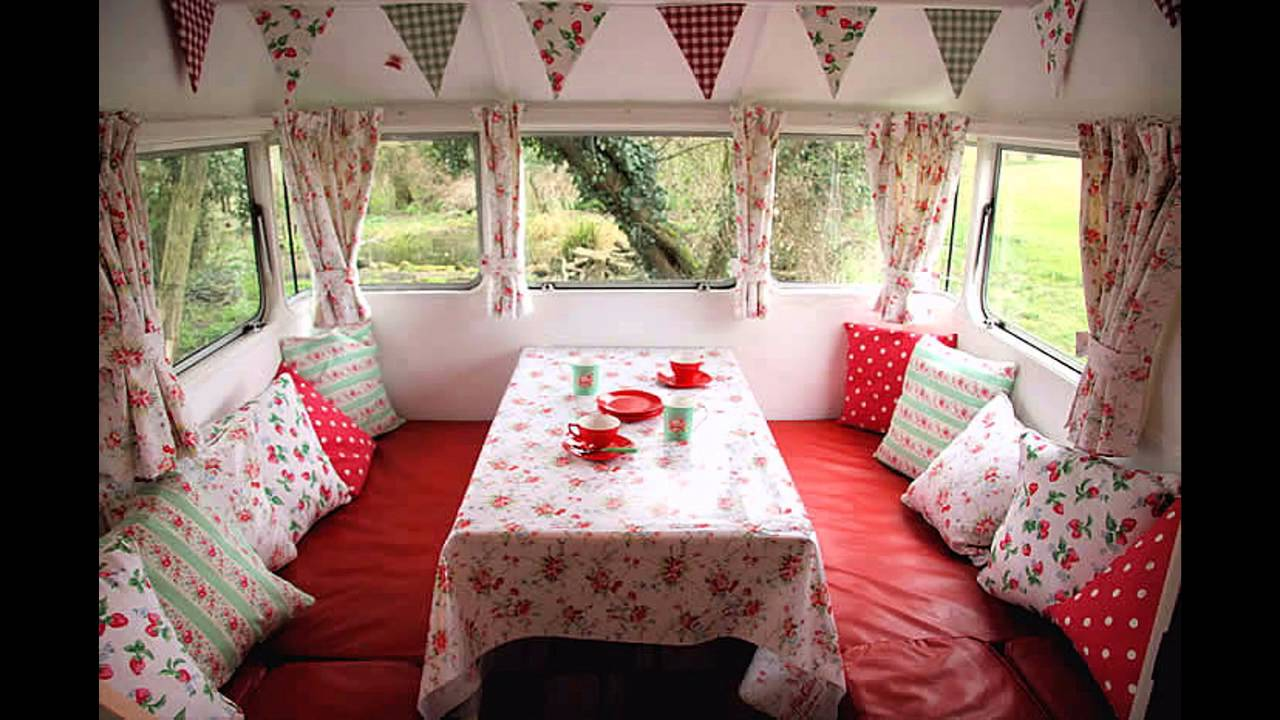 Decorating Ideas: Camper Decorating Ideas