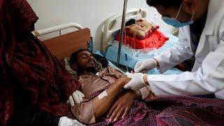 أخبار الصحة - الصليب الأحمر: #الكوليرا تودي بحياة 115 شخصا في اليمن