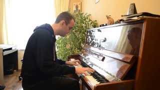 Вальс из к/ф Амели (La valse d`Amelie). Фортепиано (piano)