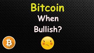 What Will It Take For BITCOIN To Turn Bullish? 🔴 LIVE