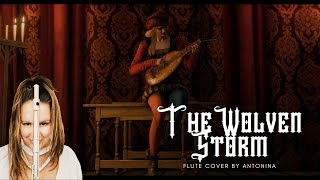 The Witcher 3: Wild Hunt, The Wolven Storm (Wilcza Zamieć) Flute Cover