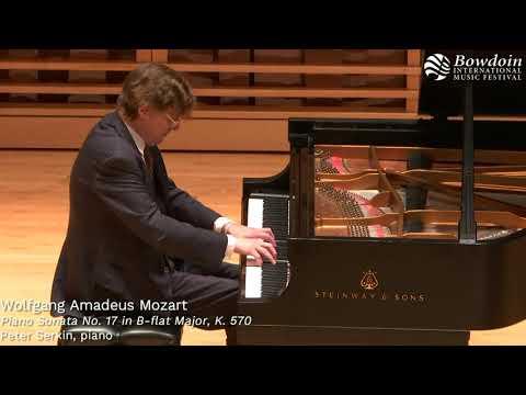 Mozart: Piano Sonata No. 17 | Peter Serkin