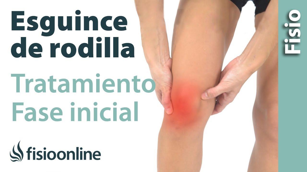 Esguince de ligamento lateral EXTERNO de rodilla - Tratamiento en su ...