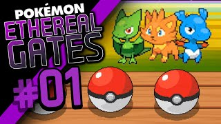 A NEW GENERATION?! - Pokémon Ethereal Gates (Episode 1)