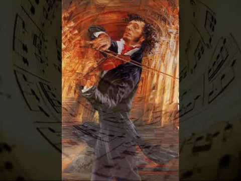 Paganini - Sonata for violin and guitar in D major.