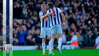 Video Gol Pertandingan West Ham United vs West Bromwich Albion