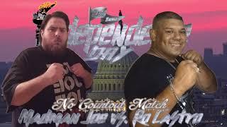 No Countout Match: Madman Joe vs. Ro Castro (Indepence Day)