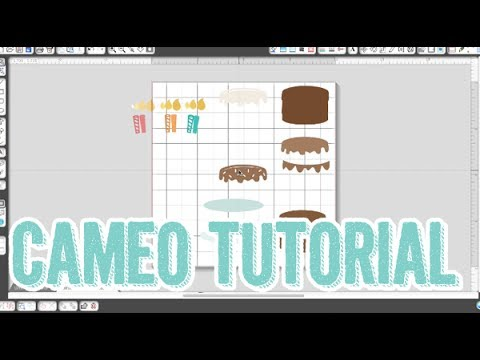 silhouette cameo how to use