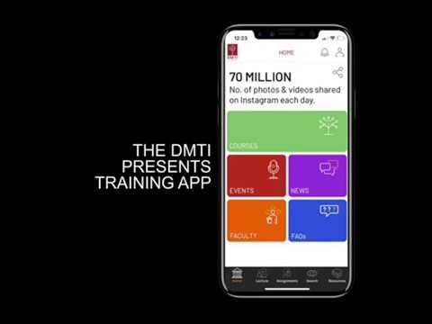 The DMTI App For Digital Marketers