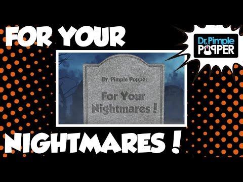 For Your Nightmares...Happy Halloween!