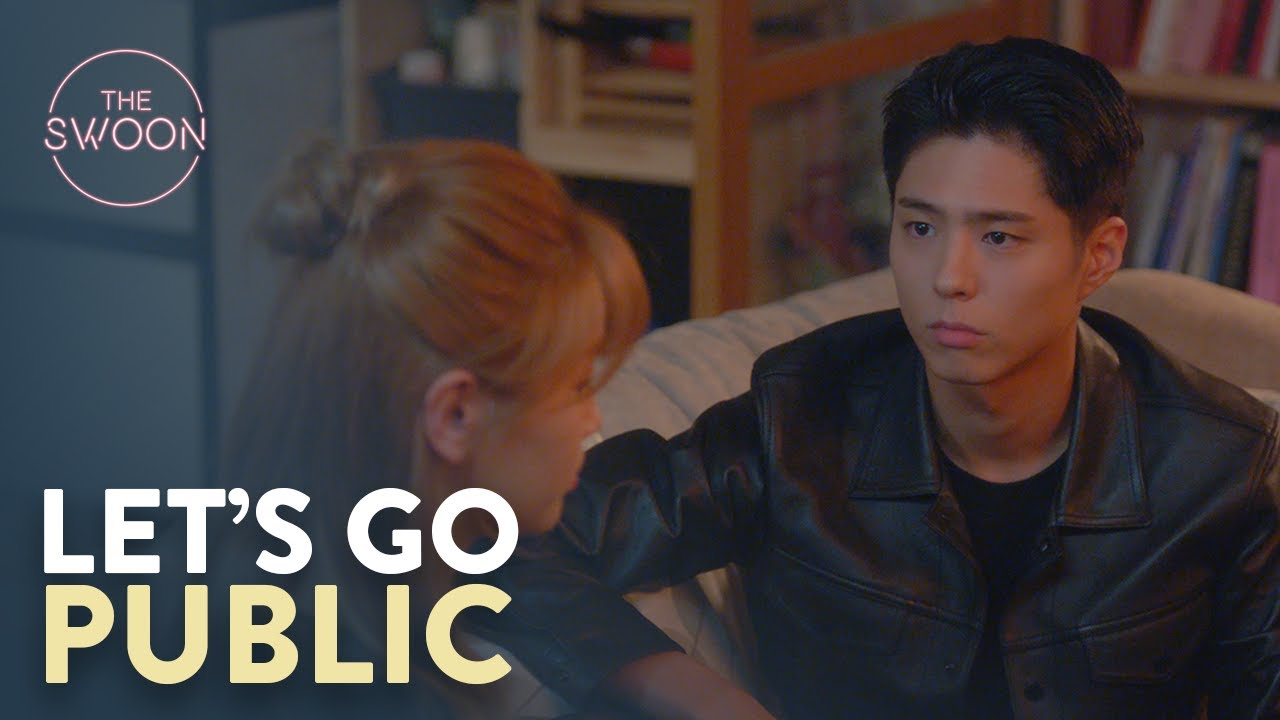 Park Bo-gum wants to make his relationship public | Record of Youth Ep 13 [ENG SUB]