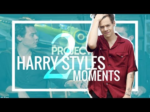 Thumbnail: Harry Styles moments 2017 | Cute and Funny moments | 2