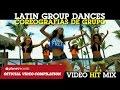 LATIN GROUP DANCE HITS BAILES DE GRUPO I MIGLIORI BALLI DI GRUPPO SALSA BACHATA REGGAETON mp3