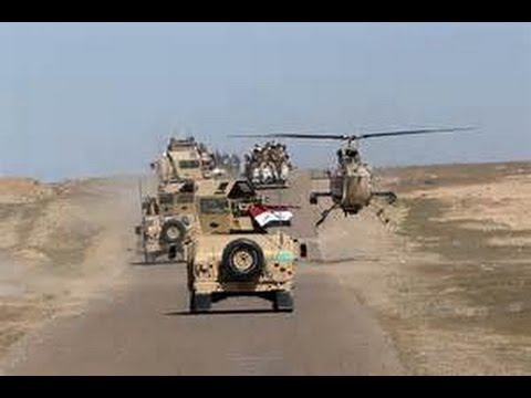 Battle 4 Mosul Iraq ISLAMIC state WAR RAW footage against KURDS USA Breaking News May 2016