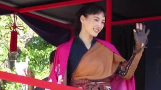 今年は綾瀬はるかちゃんと鈴木梨央ちゃんも来てくれました。
