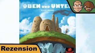Oben und Unten - Brettspiel - Spiel - Review