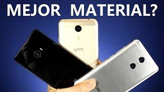 METAL vs CRISTAL vs PLASTICO - Mejor material para moviles!