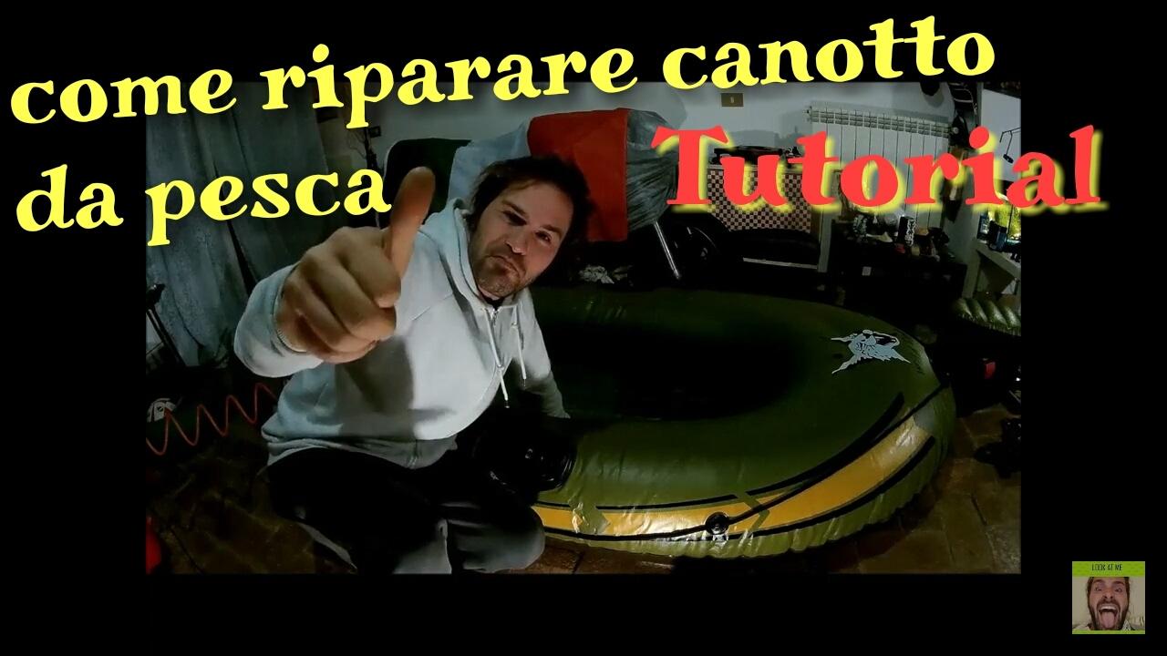 Riparare Come Youtube 1 Canotto Un Tutorial Da Pesca PXOkiuwZTl
