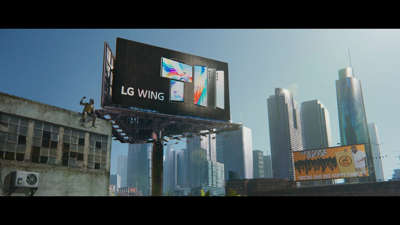 Download LG WING X SONGBIRD: Official Trailer