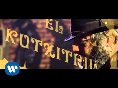 Kutxi Romero - No me beses en la boca (Videoclip Oficial)