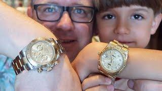 gold rolex x2 rich kids of dubai
