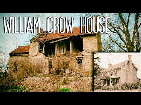 Oldest Stone House in Kentucky? Exploring the Historic William Crow House in Danville