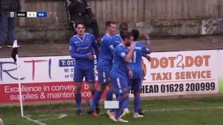 2016 11 26 Maidenhead v Wealdstone   Highlights MU