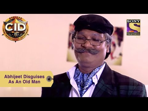 Your Favorite Character | Abhijeet Disguises As An Old Man | CID