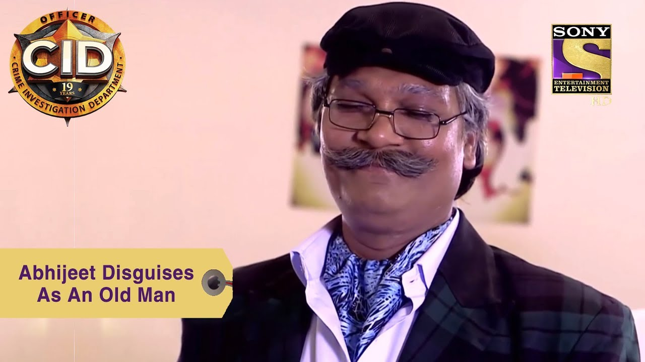 Repeat Your Favorite Character | Abhijeet Disguises As An