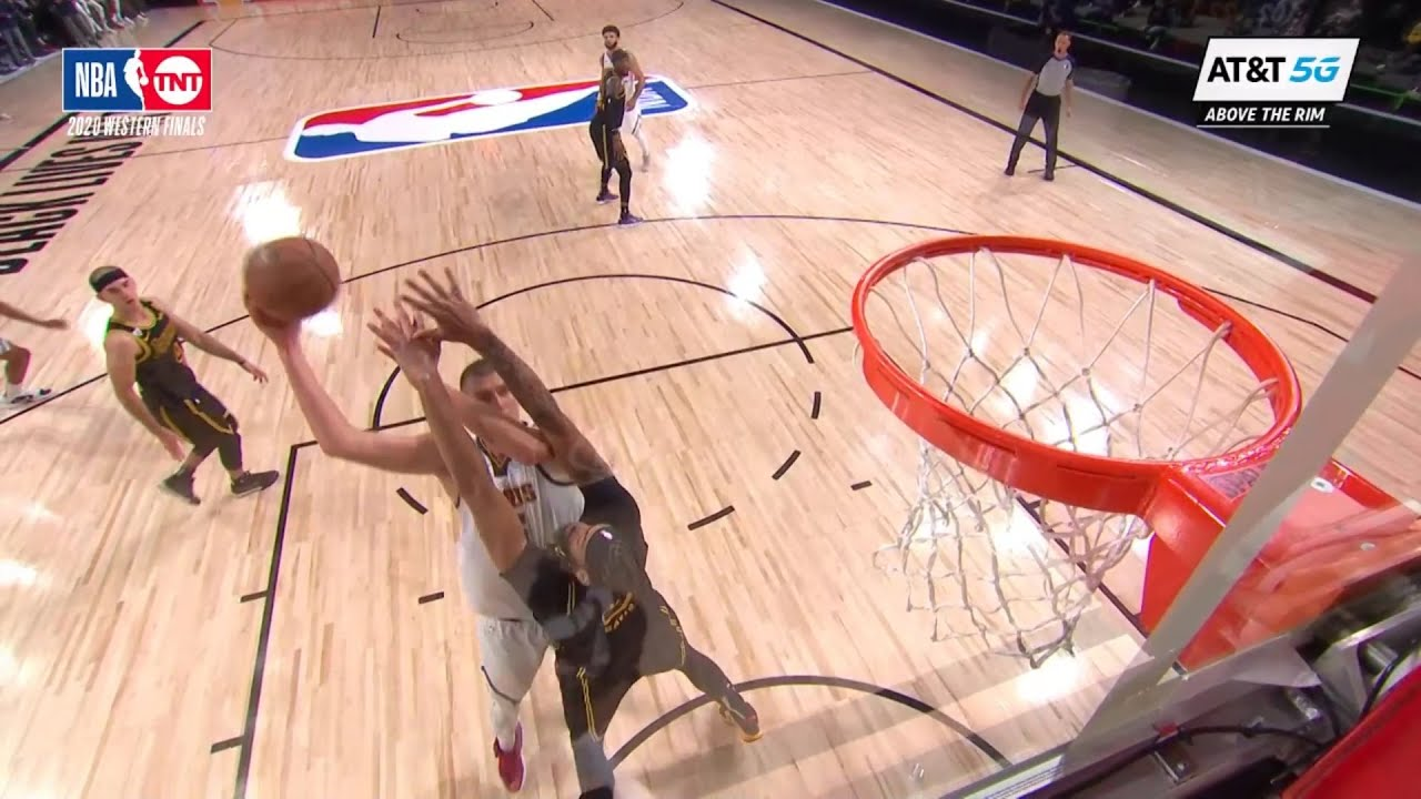 Nikola Jokic Clutch | Game 2 | Lakers vs Nuggets