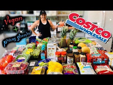 MASSIVE COSTCO HAUL!! | CLEAN EATING & VEGAN | September 2019