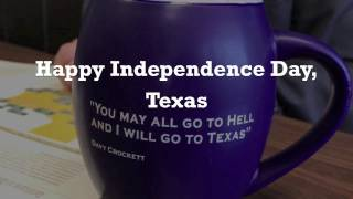 <b>Texas Independence Day</b>