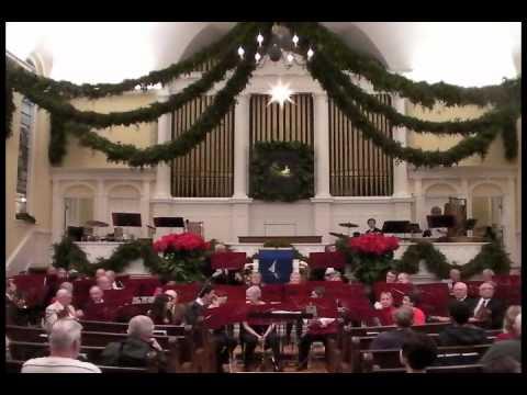 Salem Band Christmas Concert of 2011