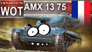 AMX 13 75 - Tak potrafi tylko babok - co tu się stało? - World of Tanks