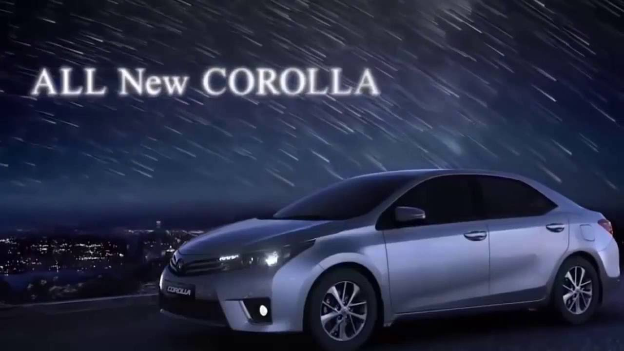 new toyota corolla 2017 youtube. Black Bedroom Furniture Sets. Home Design Ideas