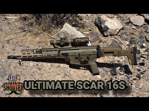 The ULTIMATE SCAR 16S