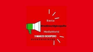 03 MAR 2018 SCIOPERO MEDIAWORLD TG3 LOMBARDIA