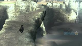 Shadow of the Colossus HD - Reaching the 7th Colossus