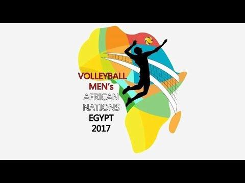 2017 Men's African Nations championship - Tunisia (TUN) Vs Kenya (KEN)