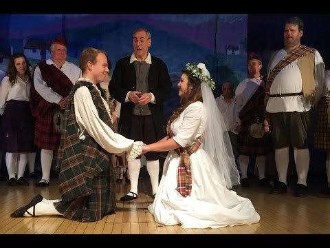 St  Jean's Players -  Brigadoon