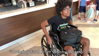 FIU Wheelchair Simulation Project - Devonte Gibson
