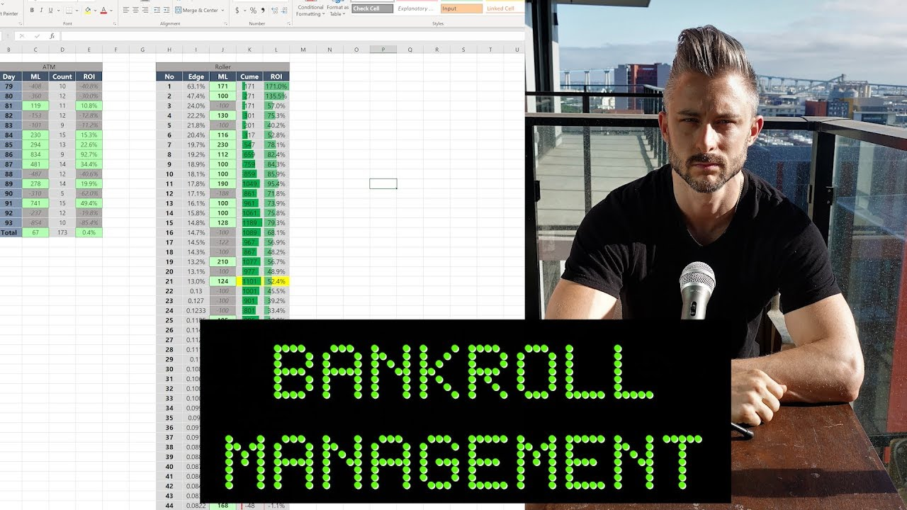 bankroll management sports betting system