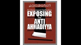 Book Introduction - Answering Anti Ahmadiyya