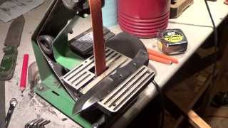 Intro into to knife making/shop set up