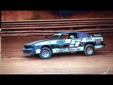 3/30/19 V6 FWD Flip Harris Speedway