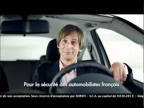 parodie pub das auto