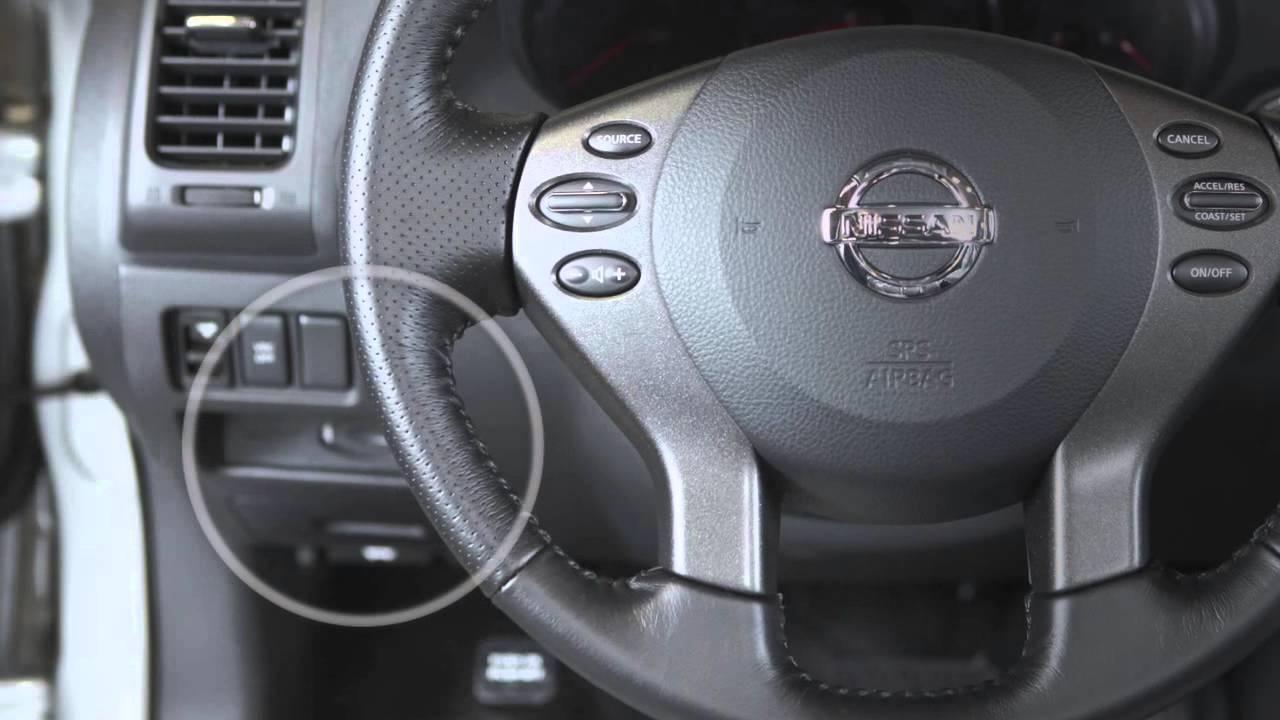 Nissan Altima Ke Switch