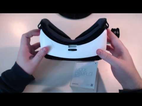 Samsung Gear VR | Déballage et prise en main
